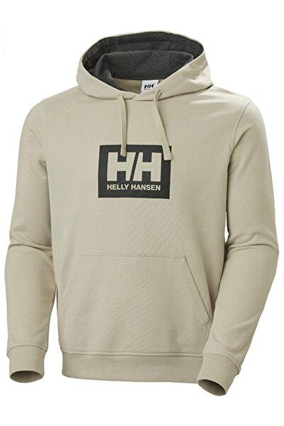 Helly Hansen Erkek Bej Hh Tokyo Sweatshirt