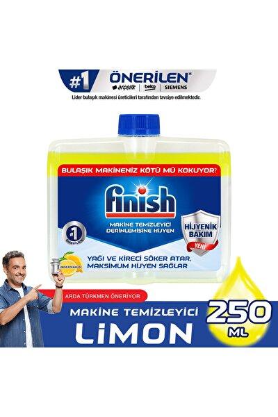 Finish Bulaşık Makinesi Temizleyici Sıvı 250 ml Limon