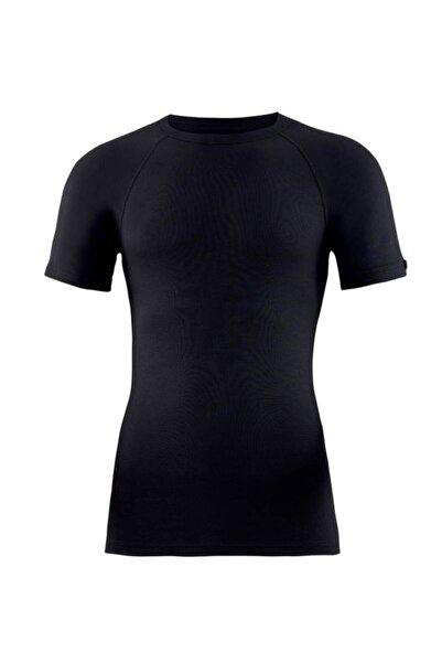 Blackspade 9258 Thermal Active O-neck Kısa Kol 2. Seviye Unisex Içlik - Siyah