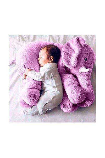 Sozzy Toys Uyku Arkadaşım Peluş Yumuşak Fil Mor