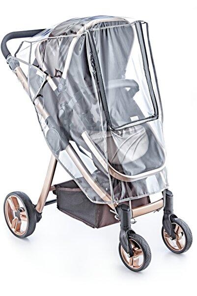 Babyjem Lüks Bebek Arabası Yağmurluğu