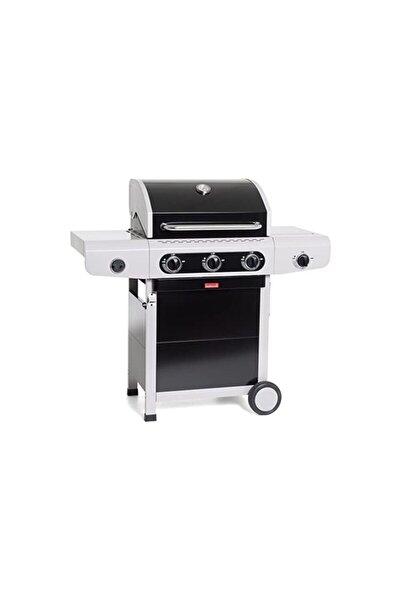 Barbecook Siesta 310 Siyah Gazlı Mangal/barbekü 124x56x118 cm