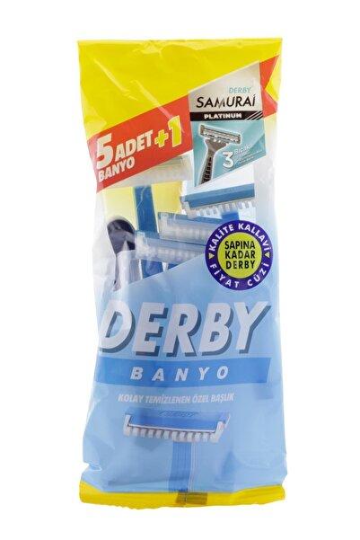 Derby Banyo 5+1 Poşet