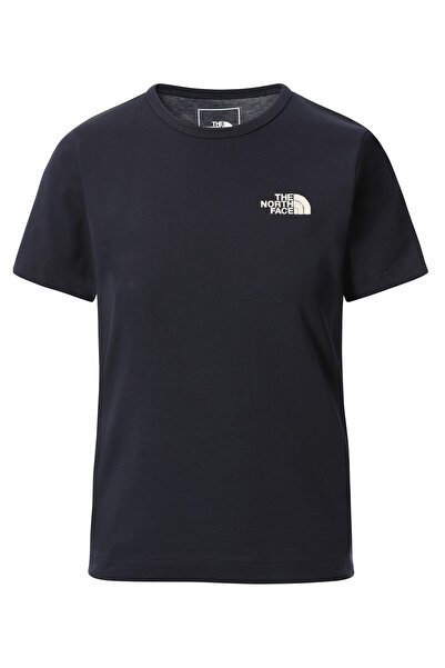 THE NORTH FACE S/s Hımalayan Bottle Source Kadın Outdoor T-shirt Aviator Navy