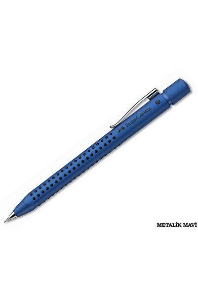 Faber Castell Grip 2011 Versatil 0,7 Mm Metalik Mavi /