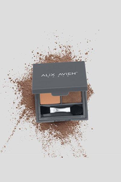 Alix Avien Göz Farı Paleti Duo Eyeshadow 205