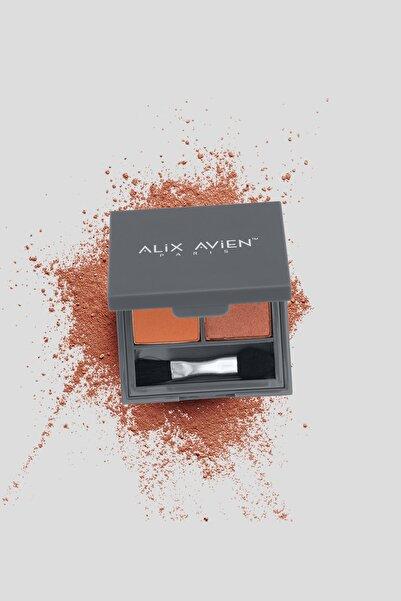 Alix Avien Göz Farı Paleti Duo Eyeshadow 204