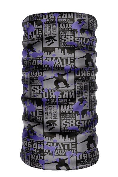 e-Taktik ® Debuff Collar Skate Buff Boyunluk Bandana Balaklava