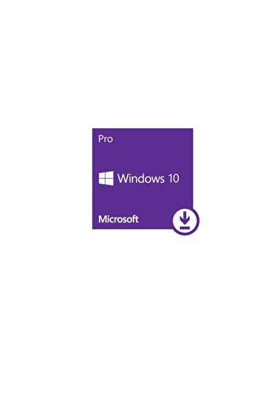 MICROSOFT Windows 10 Pro Kutulu Fqc-08977 Işletim Sistemi