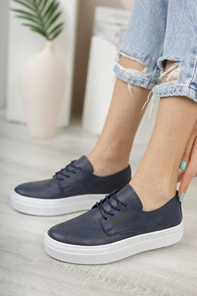Chekich Ch005 Kadın Ayakkabı Lacivert
