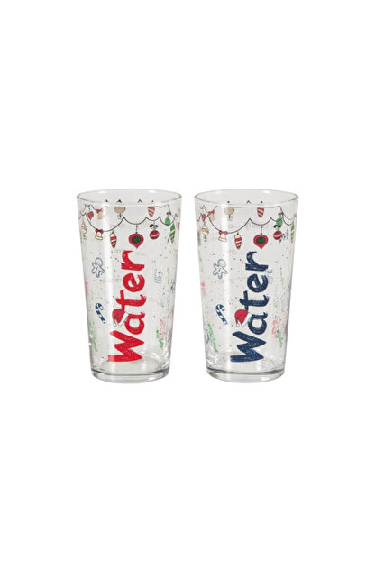 Mudo Concept Water Bardak 570 ml 2'li Set -New Year 1202434001