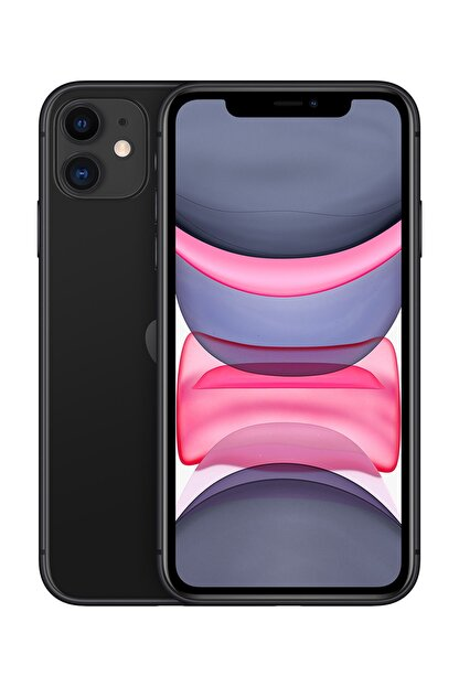 Apple iPhone 11 64GB Siyah (Apple Türkiye Garantili)