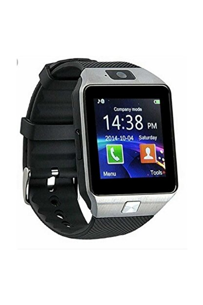 SmartWatch Ios Ve Android Uyumlu Akıllı Saat Smart Watch Dz09