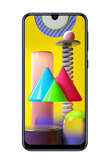 Samsung Galaxy M31 (Çift Sim) 128GB Okyanus Mavisi (Samsung Türkiye Garantili)