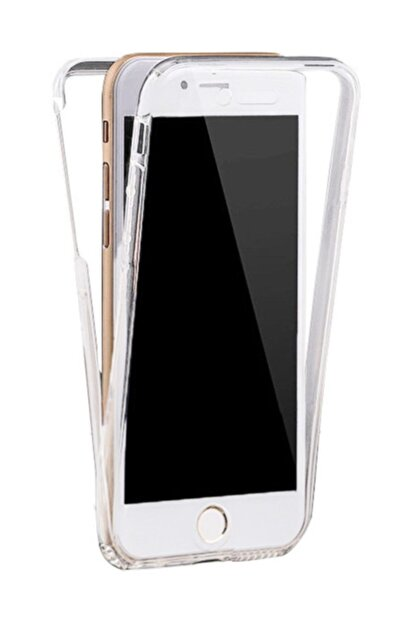 Kılıfreyonum Iphone 8 Plus Kılıf 6 Tarafı Tam Full Koruma 360 Ön Arka Kılıf