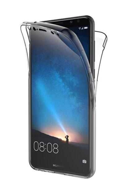 Kılıfreyonum Huawei Mate 10 Lite Kılıf 6 Tarafı Tam Full Koruma 360 Ön Arka Kılıf