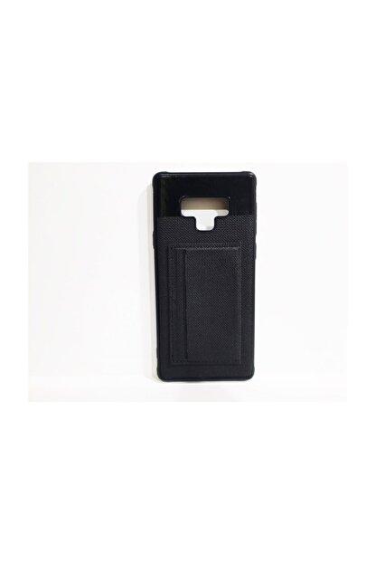 MOBİLLİFE Samsung Galaxy Note 9 Siyah Rubber Kılıf