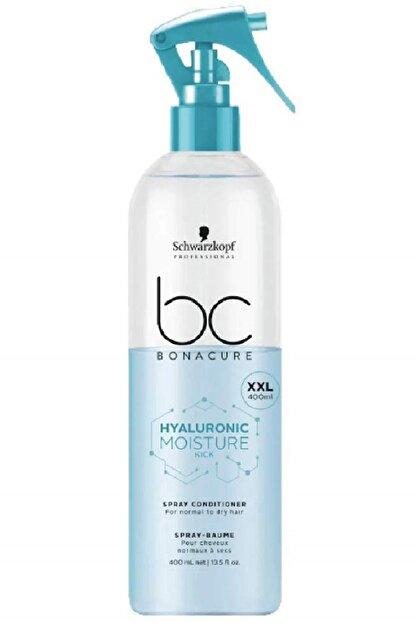 Bonacure Hyaluronic Moisture Kick Nem Yükleme Sprey Krem 400 ml