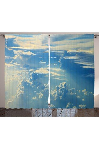 Orange Venue Fotoğraf Perde Bulutlar Ve Gökyüzü