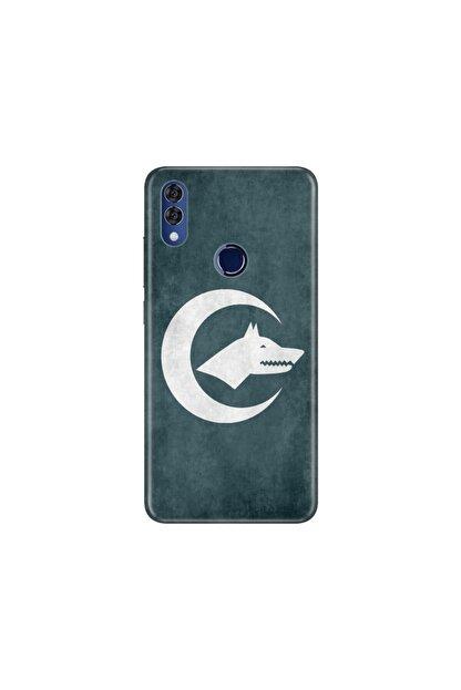 cupcase Alcatel 5v Silikon Telefon Kabı Kapak - Iyı Bozkurt