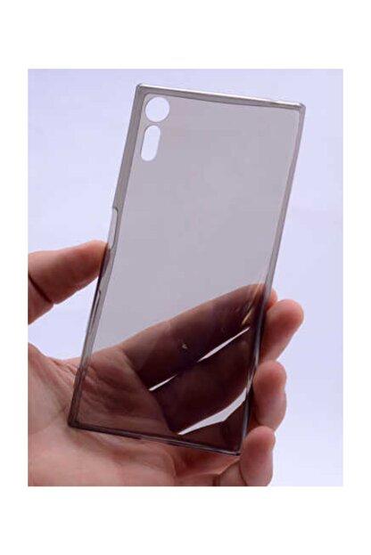 EVASTORE Sony Xperia Xz Kılıf Zore Ultra Ince Silikon Kapak 0.2 mm