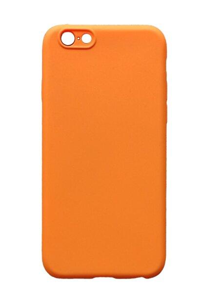 mtncover Iphone 6 Için Düz Renk Yumuşak Silikon Kılıf