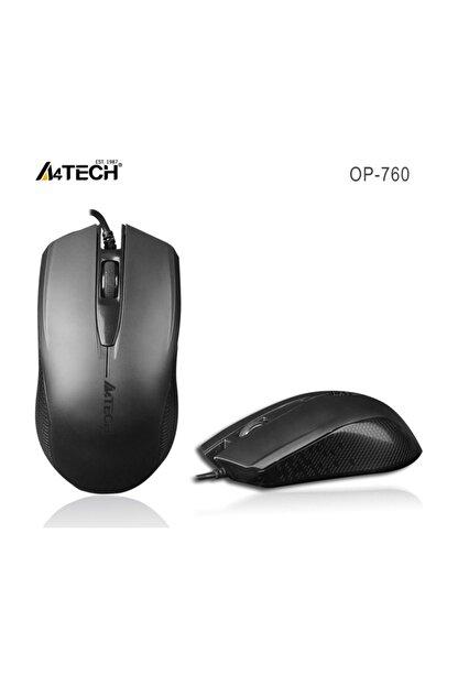 A4 Tech OP-760 USB 1000 DPI V-Track Mouse
