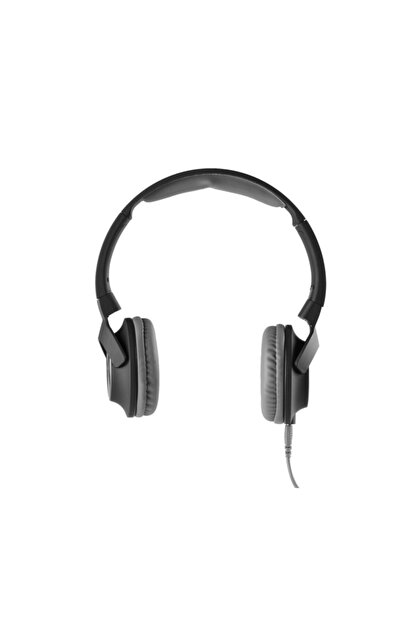 MF PRODUCT Mikrofonlu Kablolu Kulak Üstü Kulaklık Siyah 0107