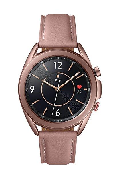 Samsung Galaxy Watch3 41mm Bronz Akıllı Saat (Samsung Türkiye Garantili)