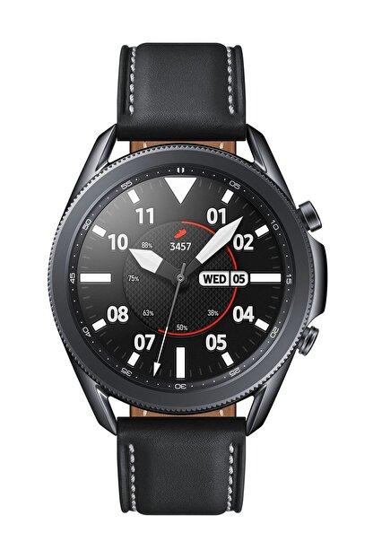 Samsung Galaxy Watch3 45mm Siyah Akıllı Saat (Samsung Türkiye Garantili)