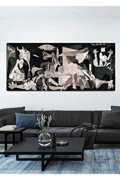 ColorVision Pablo Picasso Guernica Kanvas Tablo 50x100 Cm