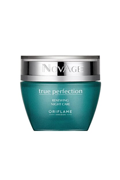Oriflame Novage True Perfection Gece Kremi