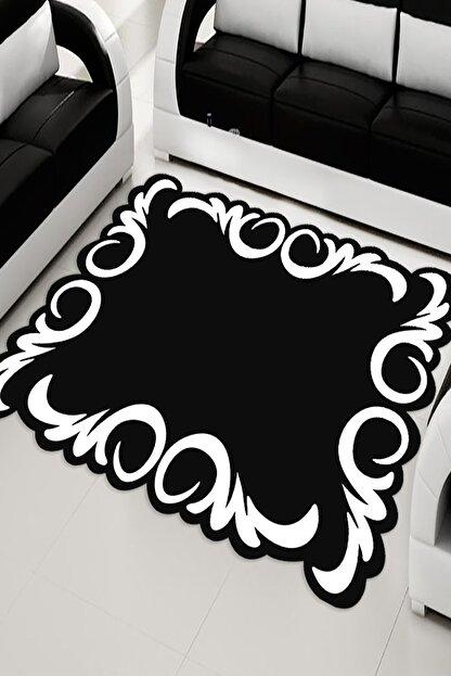 RISSE Lazer Kesimli Salon Halısı