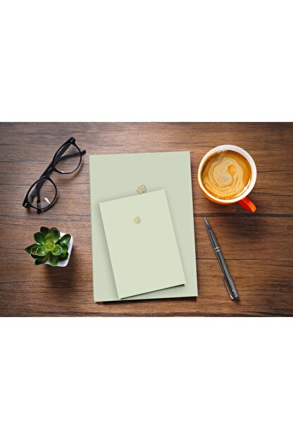 AKILLICA Notebook 2'li Defter Seti Pastel Notebook