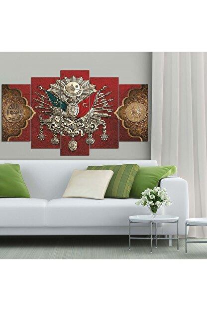 Dekorvia Kırmızı Osmanlı - 5