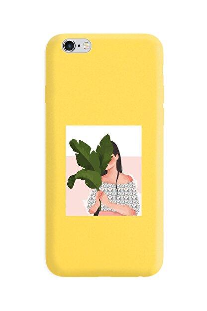 Spoyi Sarı Lansman Kılıf Iphone 6 Plus