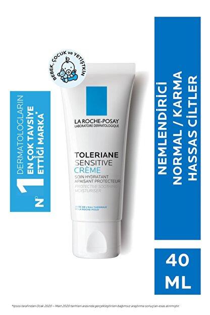 La Roche Posay Toleriane Sensitive - Hassas Ciltler Için Nemlendirici Bakım Kremi 40ml