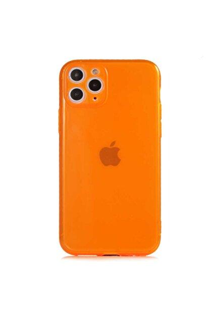 Dijimedia Apple Iphone 11 Pro Kılıf Mun Fosforlu Silikon Kılıf