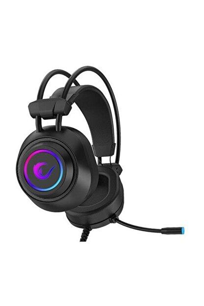 Rampage Rm-k19 Ragıng Plus Siyah Usb 7,1 Version Rgb Ledli Gaming Oyuncu Mikrofonlu Kulaklık
