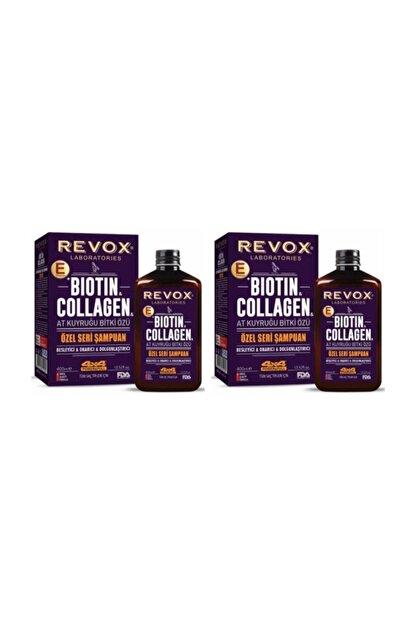 Revox Bıotın Colagen Şampuanı 400 ml 2 Adet