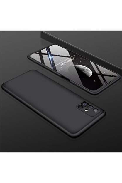 Samsung Galaxy M51 Kılıf 3 Parçalı 360 Korumalı Premium Sert Kapak