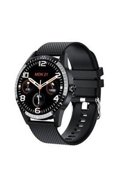 İMEXTECH Siyah Yeni Nesil Y20 Akıllı Saat Konuşma Özellikli Smart Watch Gt2