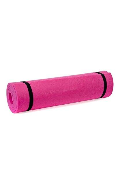 Yukon 6,5 Mm Pembe Pilates Matı - Pilates Minderi - Egzersiz Minderi - Yer Matı 150 Cm X 50 Cm