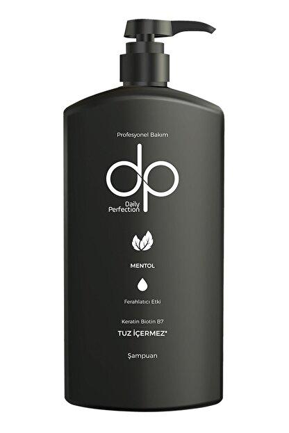 DP Erkeklere Özel Mentol Ferahlatıcı Etki Tuzsuz Şampuan 800 ml
