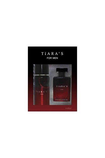 Tiaras For Men Edt 50 Ml + Deodorant 150 Ml Set