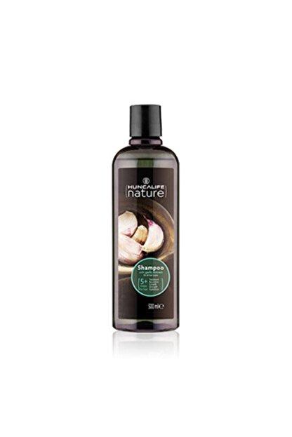 Hunca Nature Sarımsaklı Şampuan 500 ml