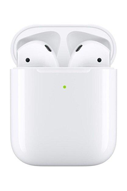 hotkey Beyaz Airpods 2.nesil Iphone-android Uyumlu Bluetooth Kulaklık