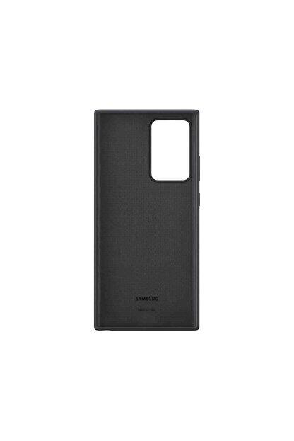 Samsung Ef-pn985tbegww Galaxy Note 20 Ultra Silikon - Siyah