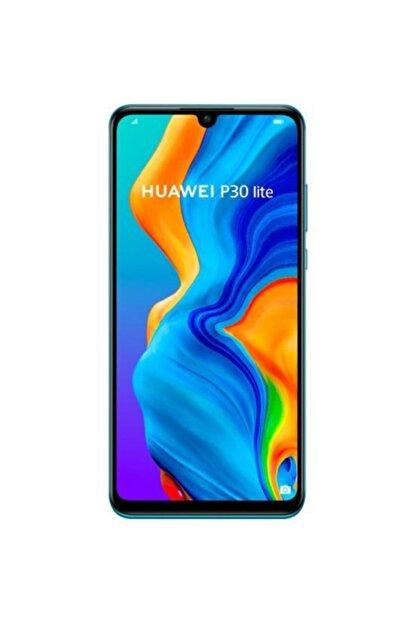 Huawei P30 Lite 128GB Mavi Cep Telefonu (Huawei Türkiye Garantili)
