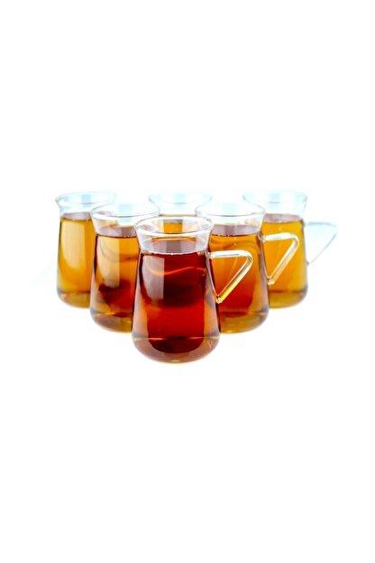 AROW Hazan 6 Adet Borosilikat Çay Bardağı